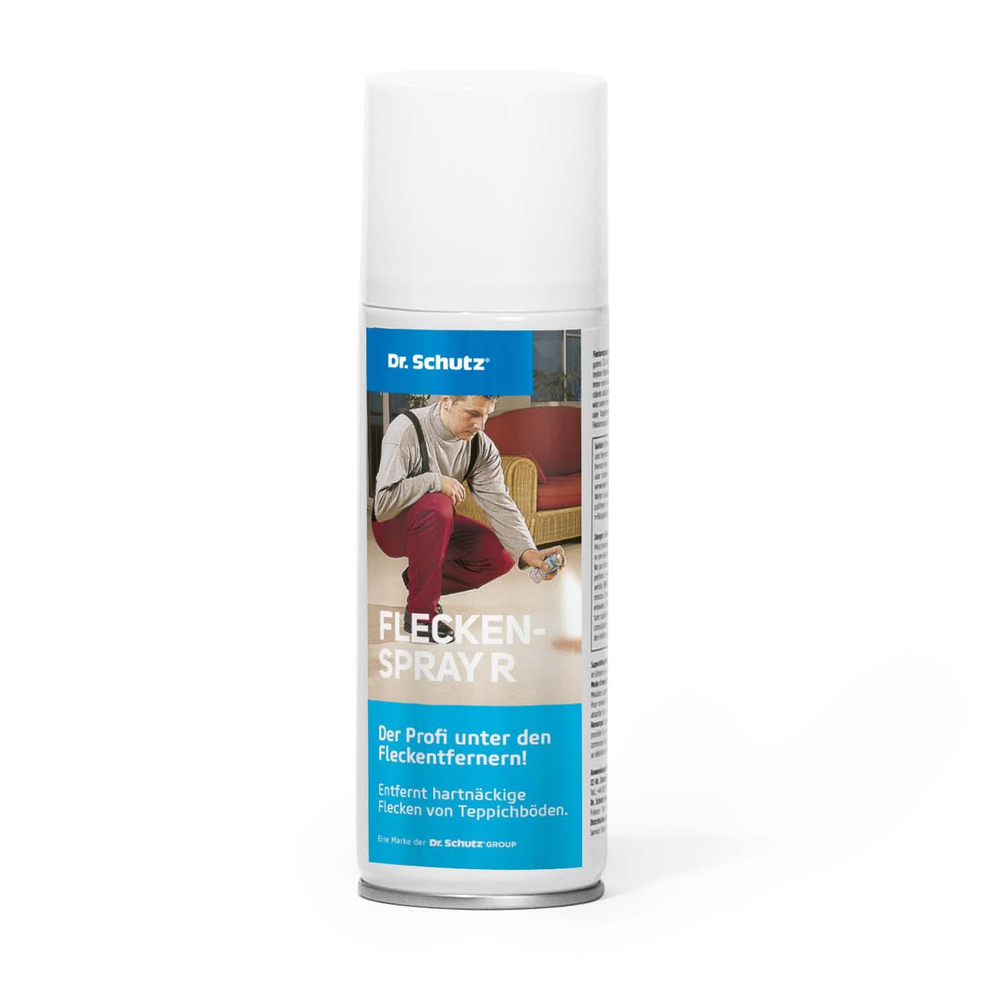 Fleckenspray für Teppichböden