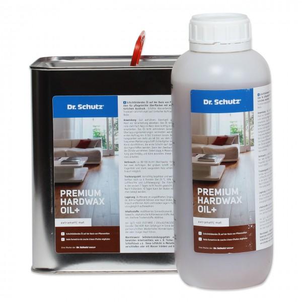 Premium HardWax Oil+ extramatt