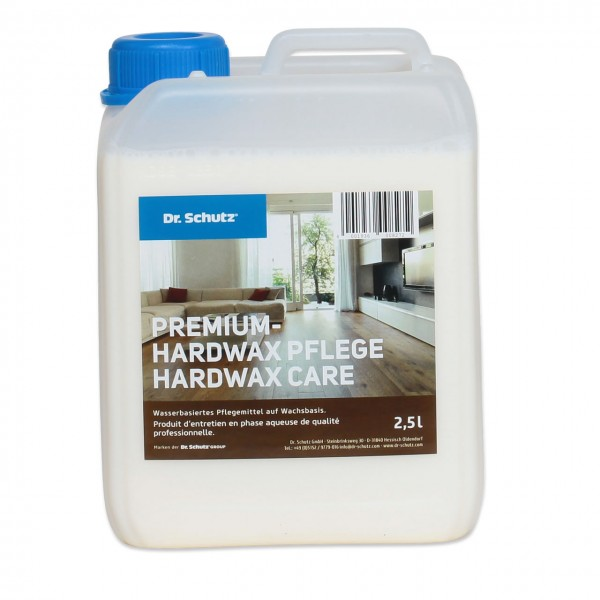 Premium HardWax Pflege