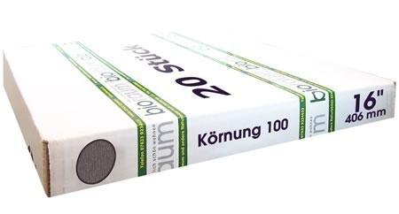 Schleifgitter Körnung 100