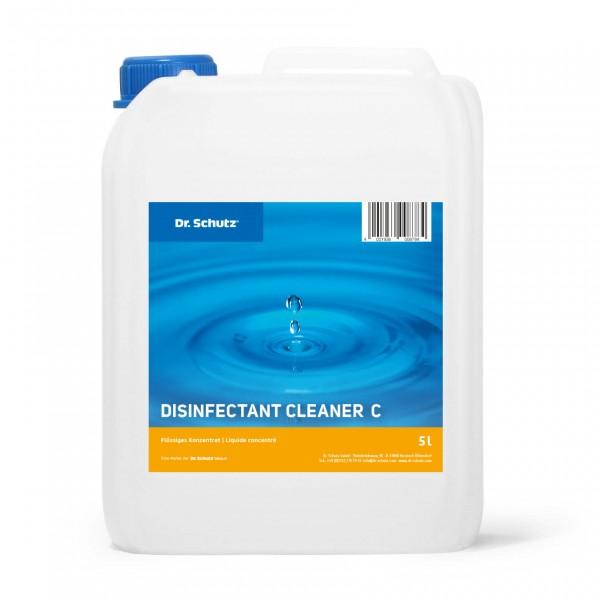 Disinfectant Cleaner C Desinfektionsreiniger Konzentrat 5 Liter