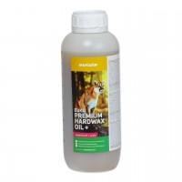 Euku Premium Hardwax Oil+ seidenmatt 1 Liter
