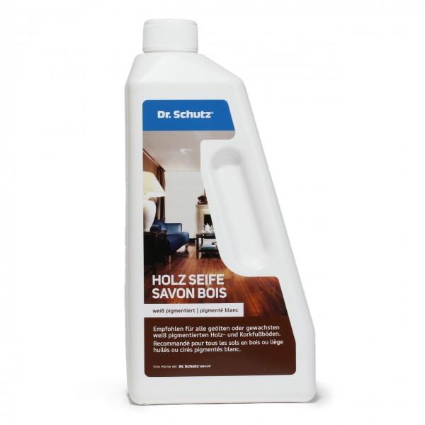 Holz Seife weiß 0,75 Liter