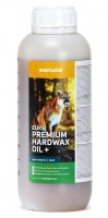 Euku Premium Hardwax Oil+ extramatt 1 Liter